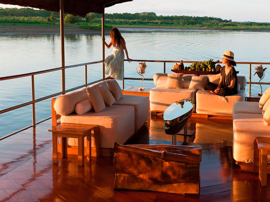 The Best 5 Family Cruises in South America