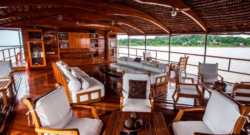 Delfin II Observation Deck