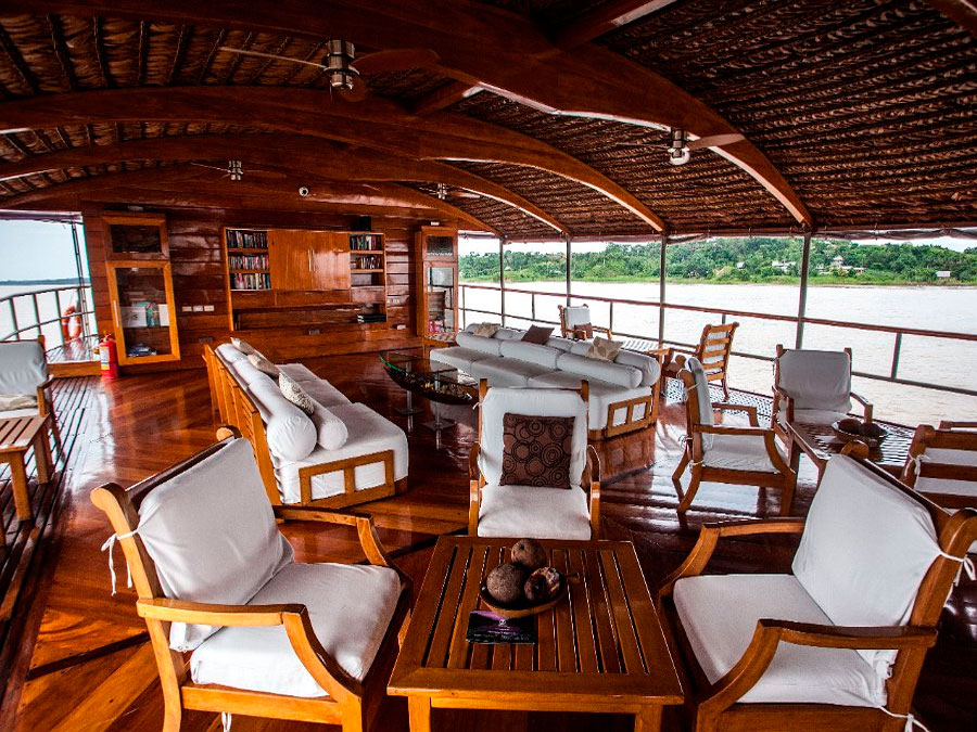 The Top 5 Luxury Amazon Cruises from Iquitos