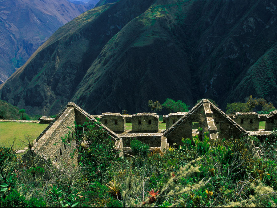 The Inca Trail Discovery