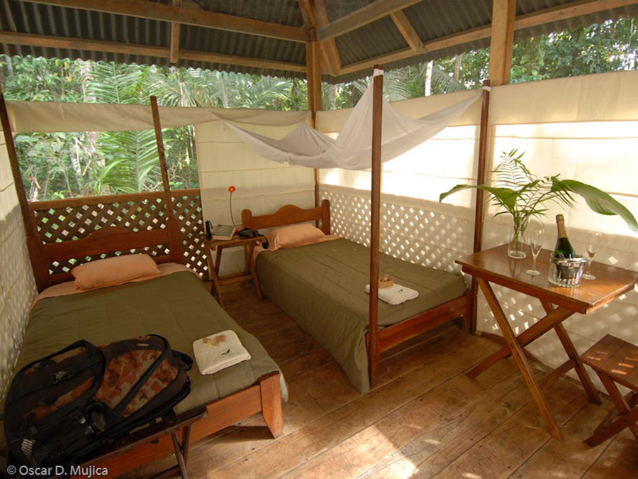The Manu Tented Camp