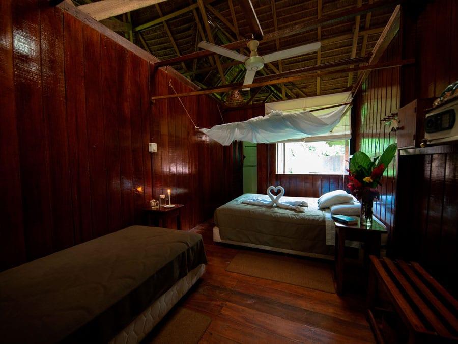 Sandoval Lake Lodge Rooms
