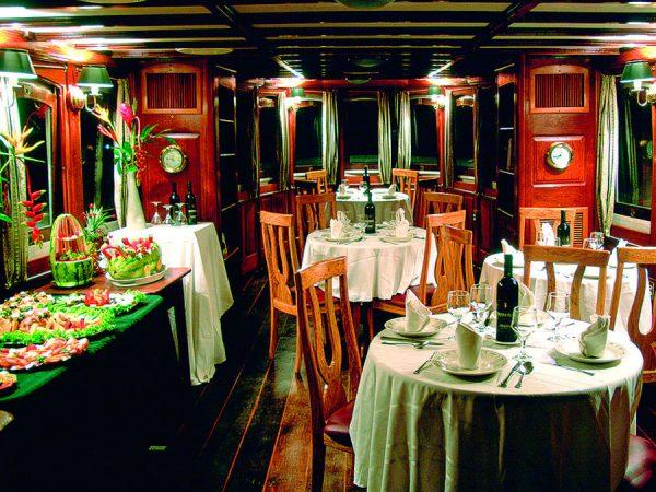 Tucano Cruise Dining