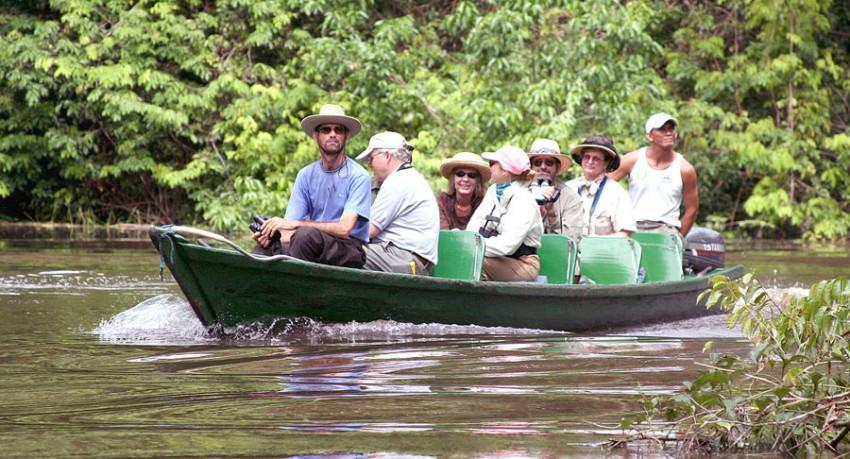 Tucano Amazon Cruise Tour