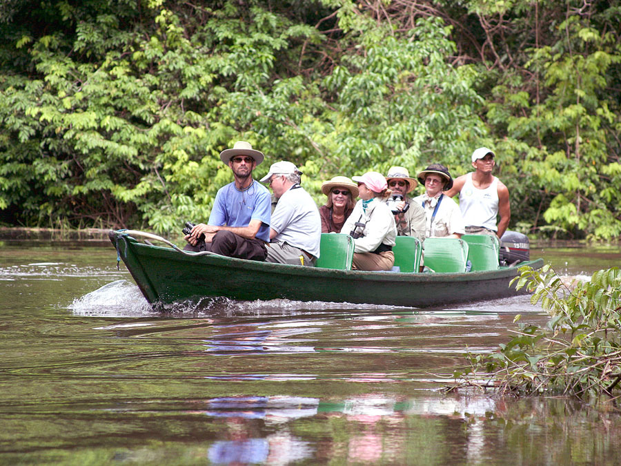 Top 6 Amazon River Wildlife Cruises