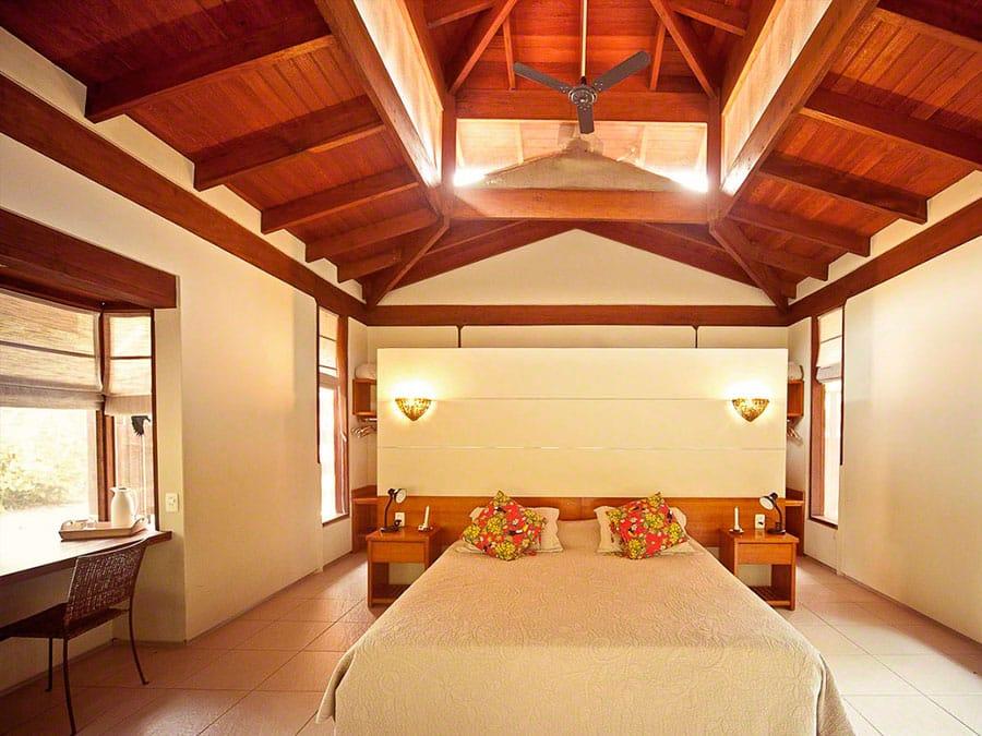 Cristalino Lodge Room