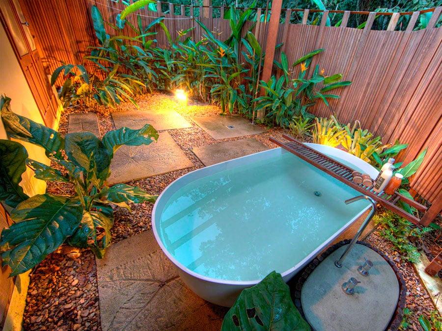 Cristalino Lodge Bath