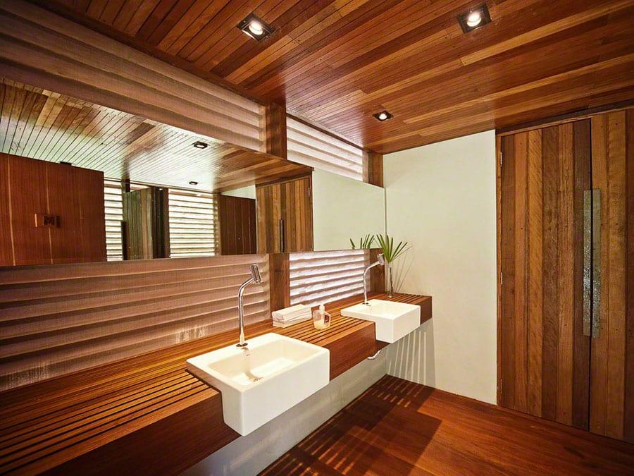 Cristalino Lodge Bathroom