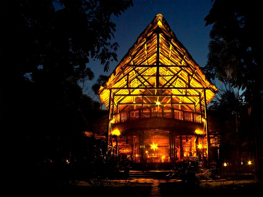 The Refugio Amazonas Lodge