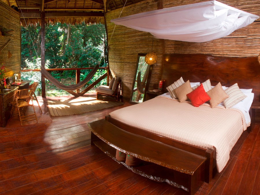 Refugio Amazonas Lodge Suite