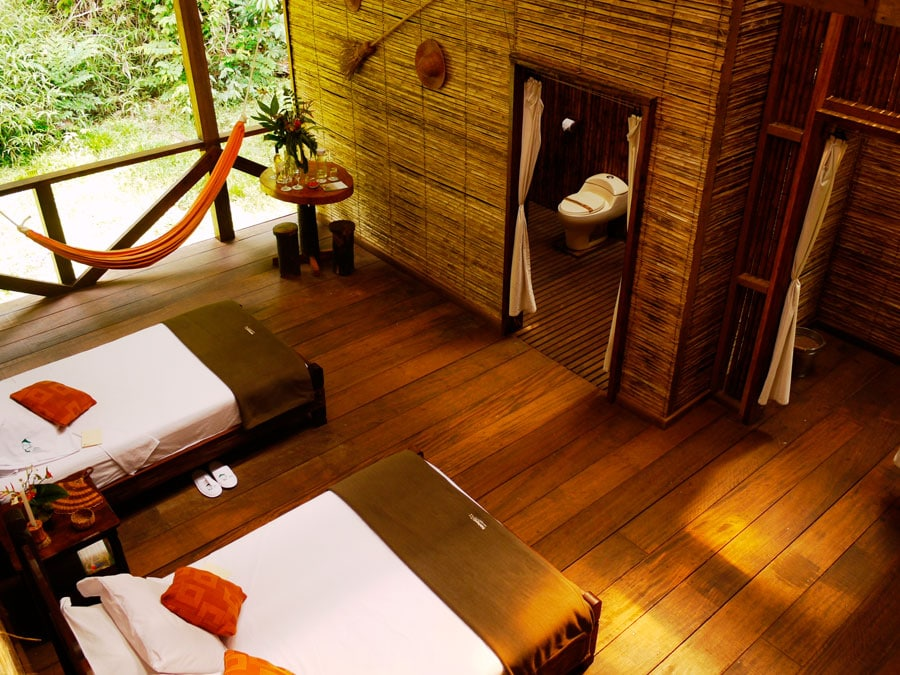 The Refugio Amazonas Lodge
