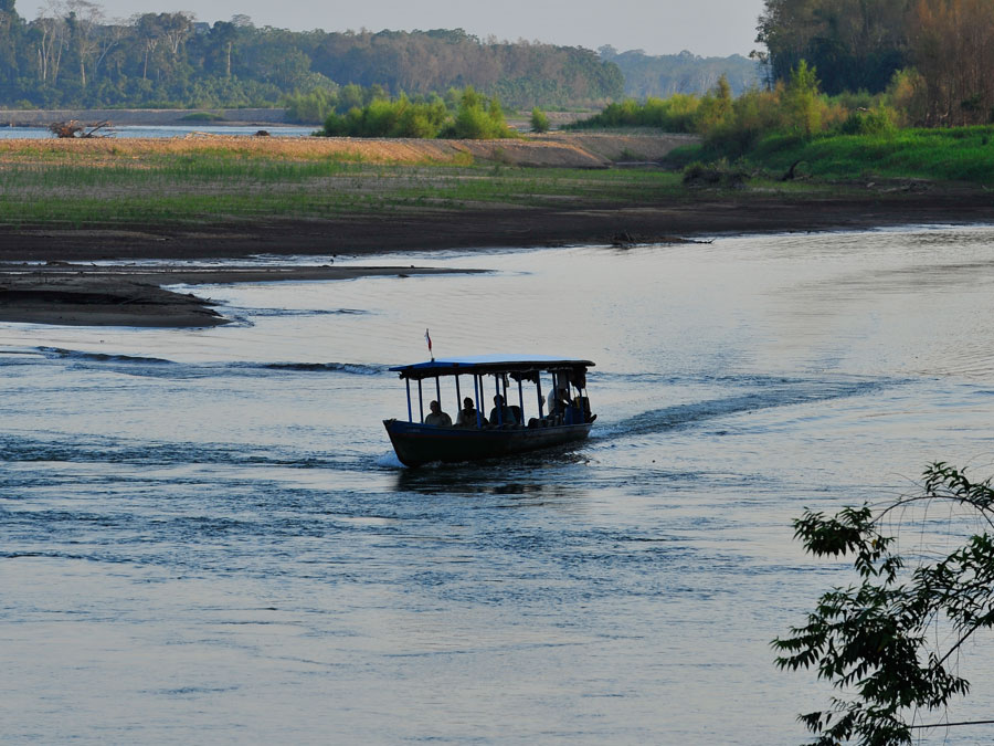 Tambopata Research Center River