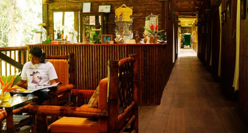 Tambopata Research Center Reception