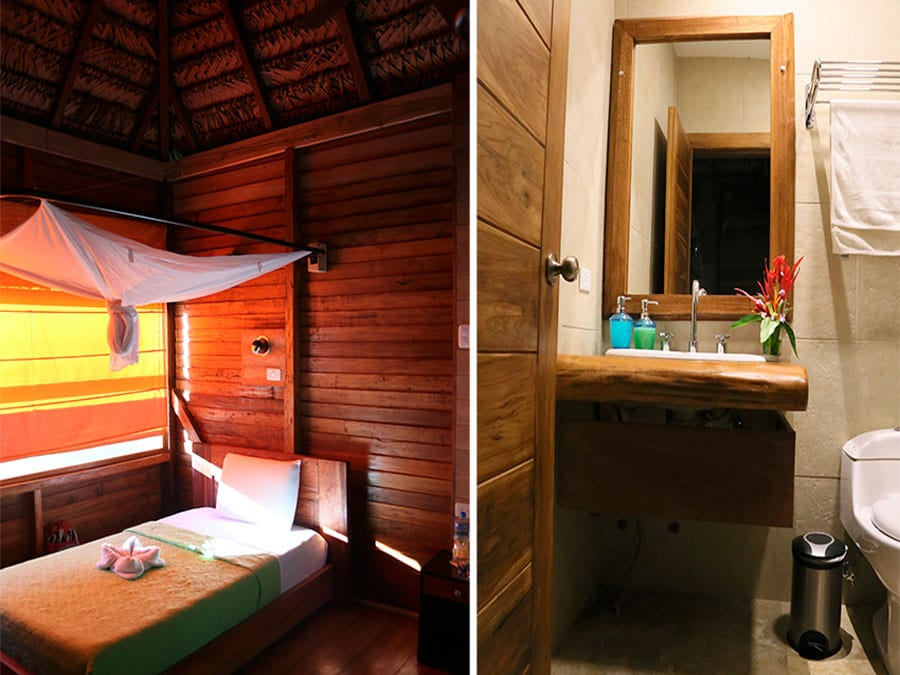 Sani Lodge bathroom