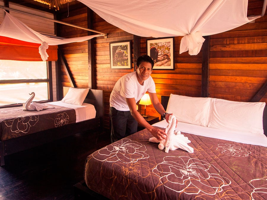 Sani Lodge Rooms