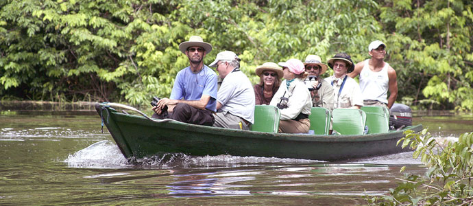 The Top 2 Amazon Rainforest Tours in Brazil