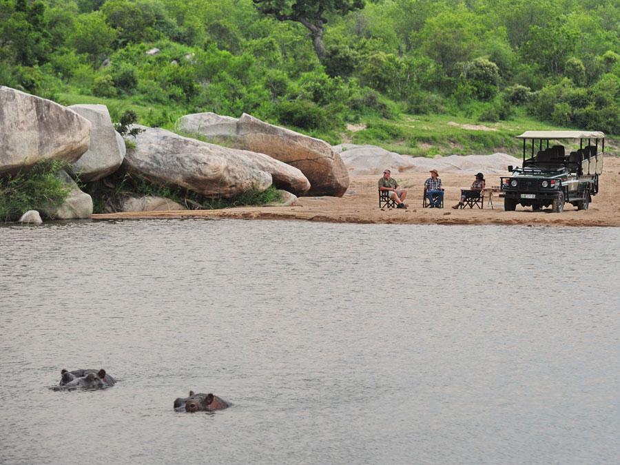 Jock Safari Lodge Safari