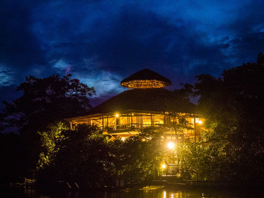 La Selva Lodge Tour