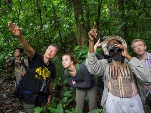 La Selva Lodge Tour