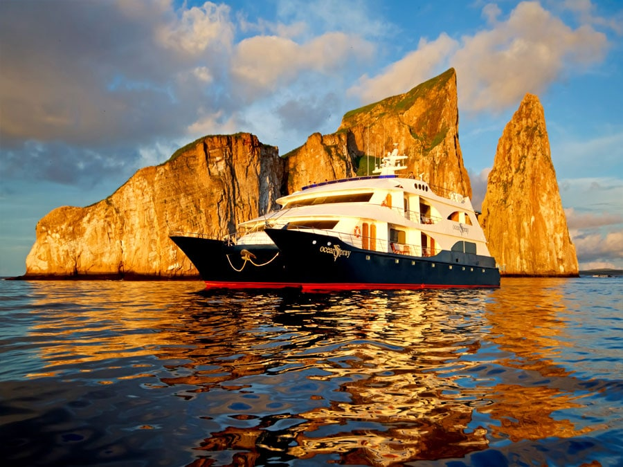 The Top 4 Galapagos Island Tours on Catamarans