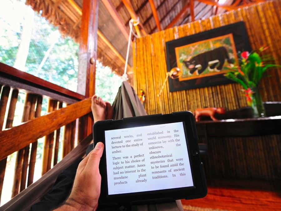 Amazon Villa Internet