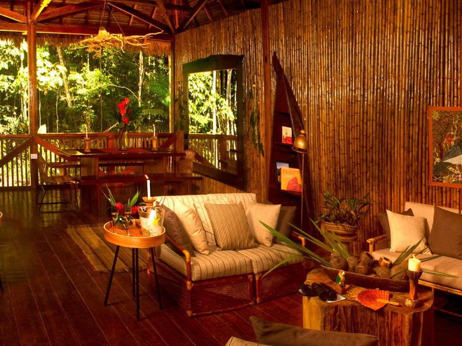 Amazon Villa Lounge