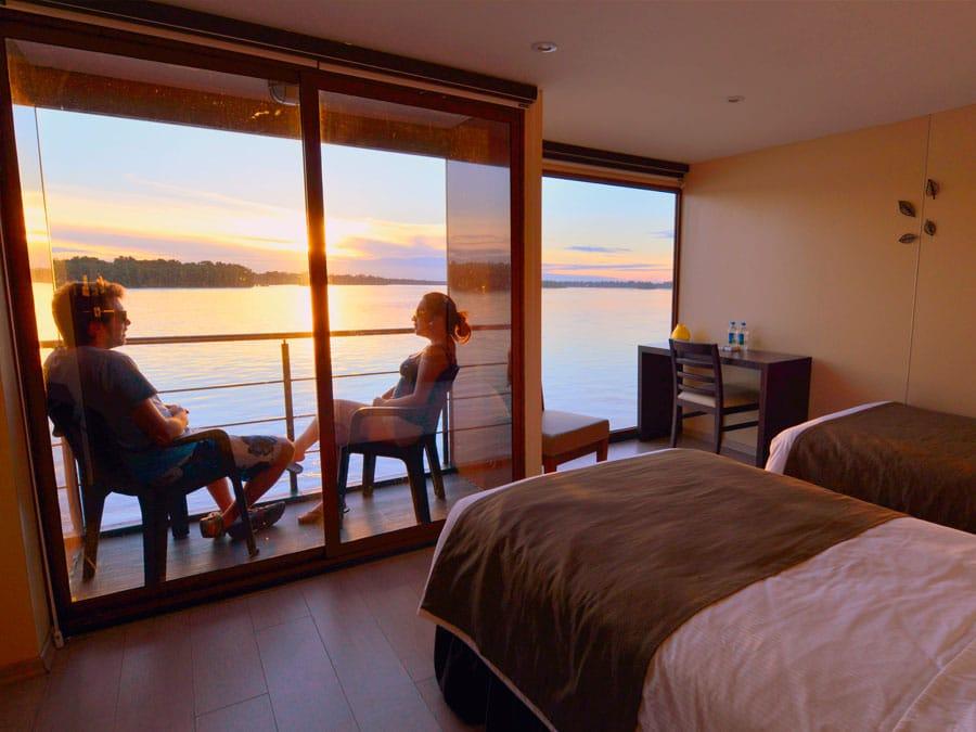 Anakonda Amazon Cruise Room