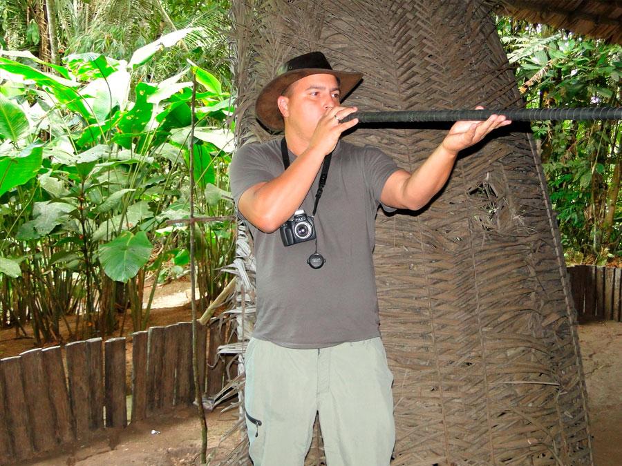 Anakonda Amazon Cruise Blowgun