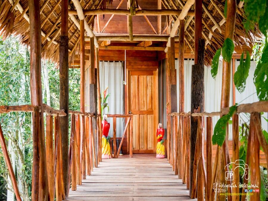 The Tahuayo Lodge