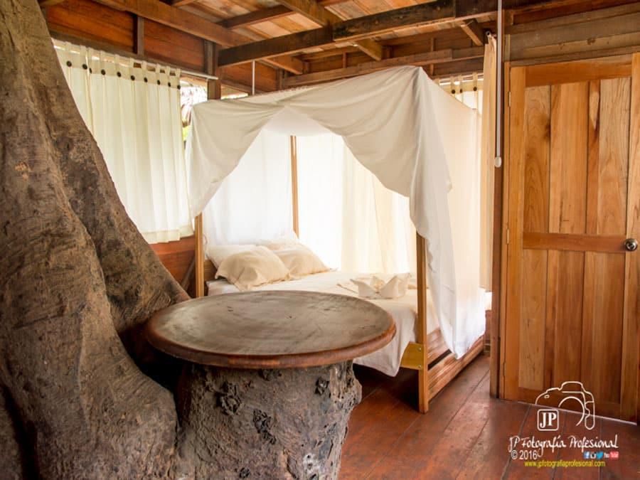 Tahuayo Lodge Bedroom