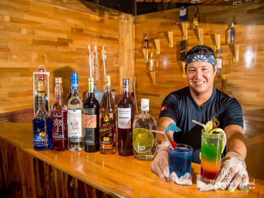 Tahuayo Lodge Bar