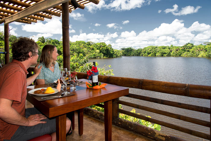 Luxury Amazon and Galapagos Tours