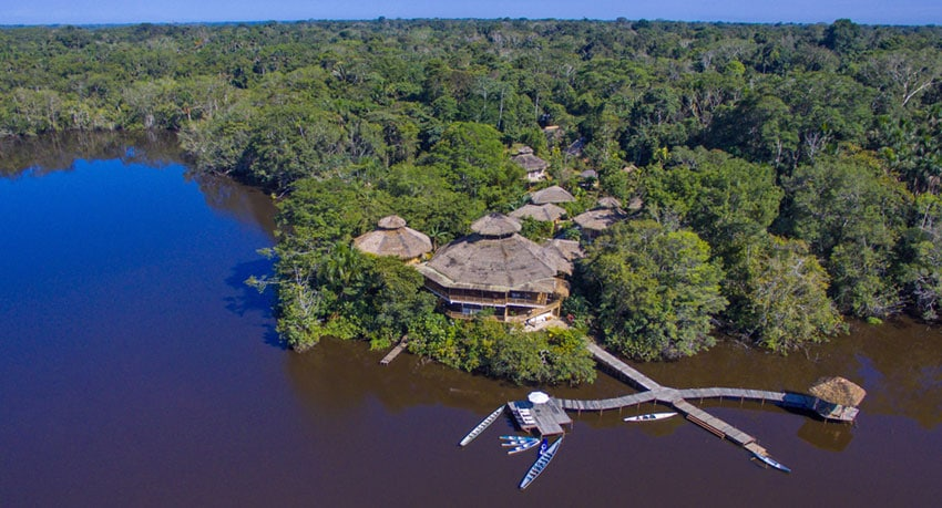 The Top 5 Jungle Lodges in Ecuador