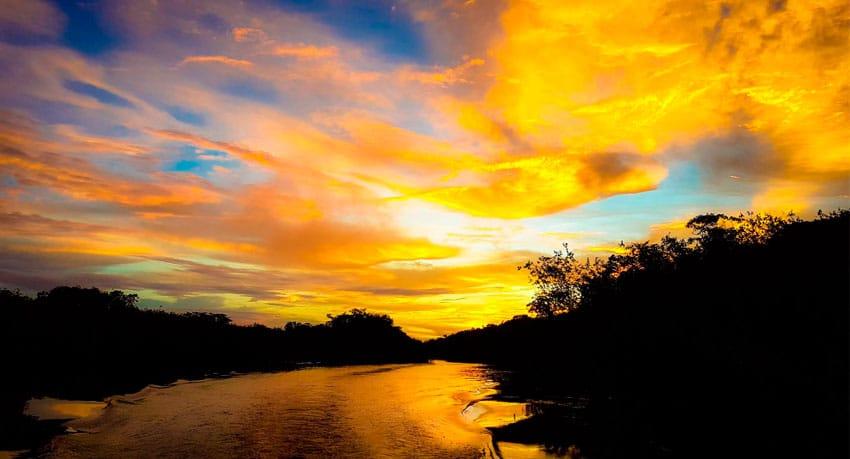 Iquitos or Manaus?