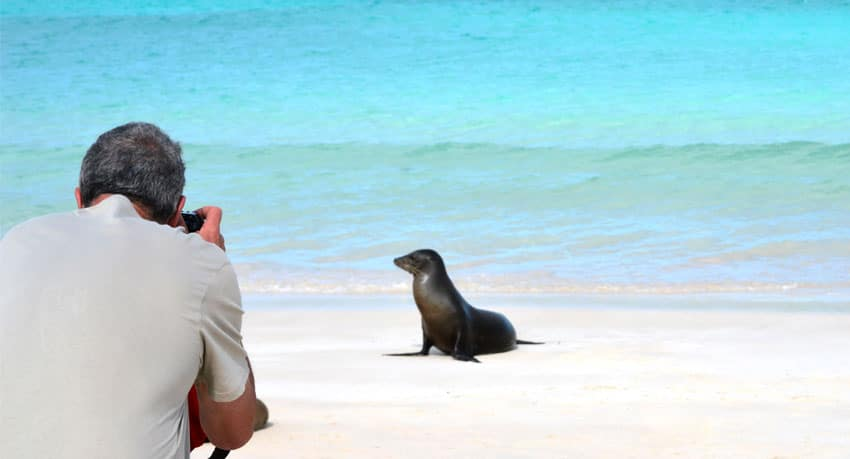 Galapagos Islands - National Parks & Reserves in Ecuador