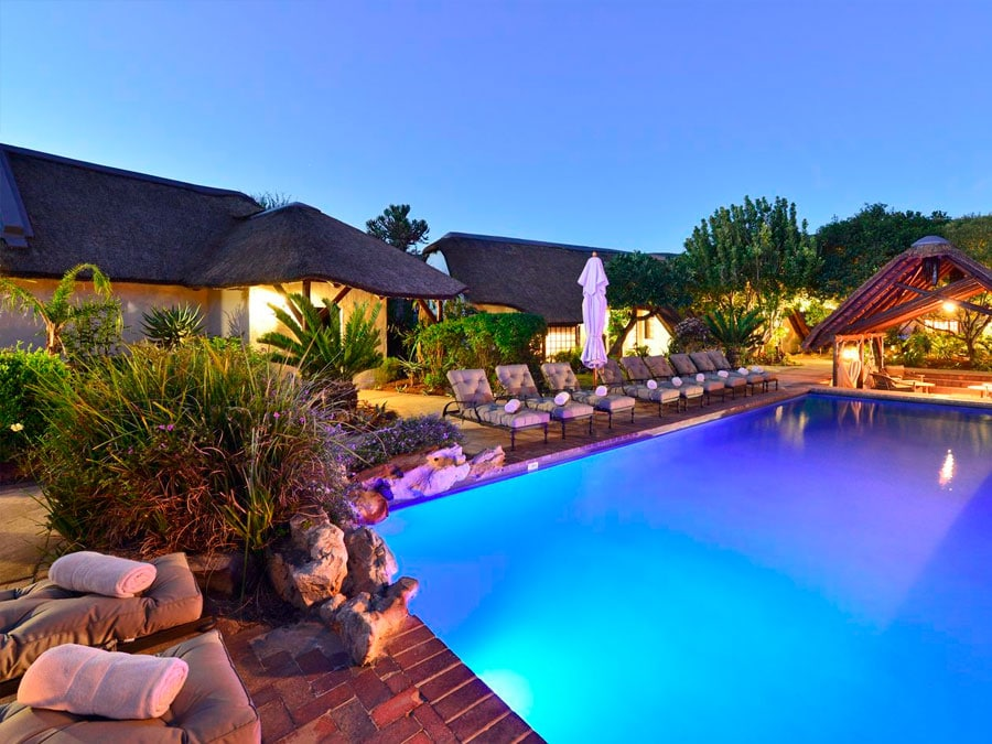 The Lobengula Lodge