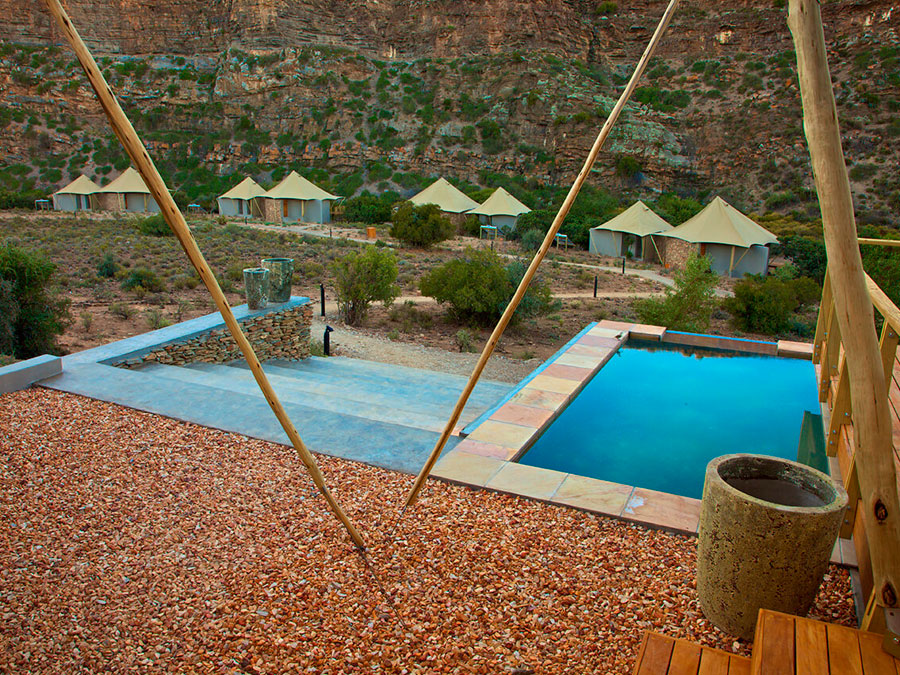 Dwyka Tented Lodge