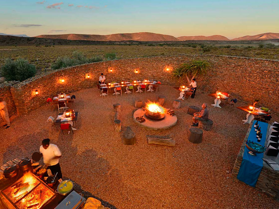 Gondwana Lodge, South Africa