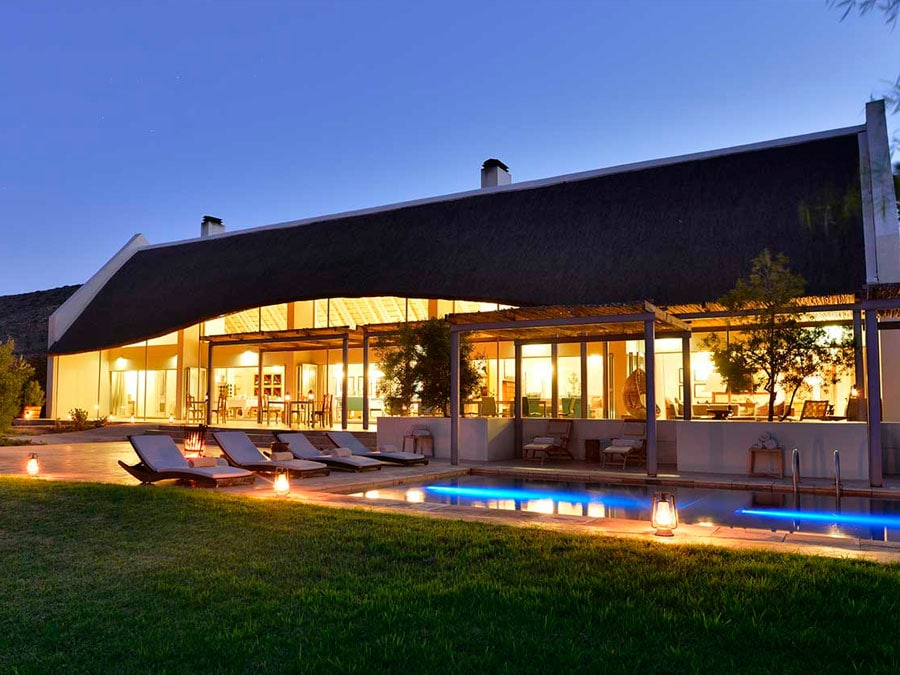 The Gondwana Lodge