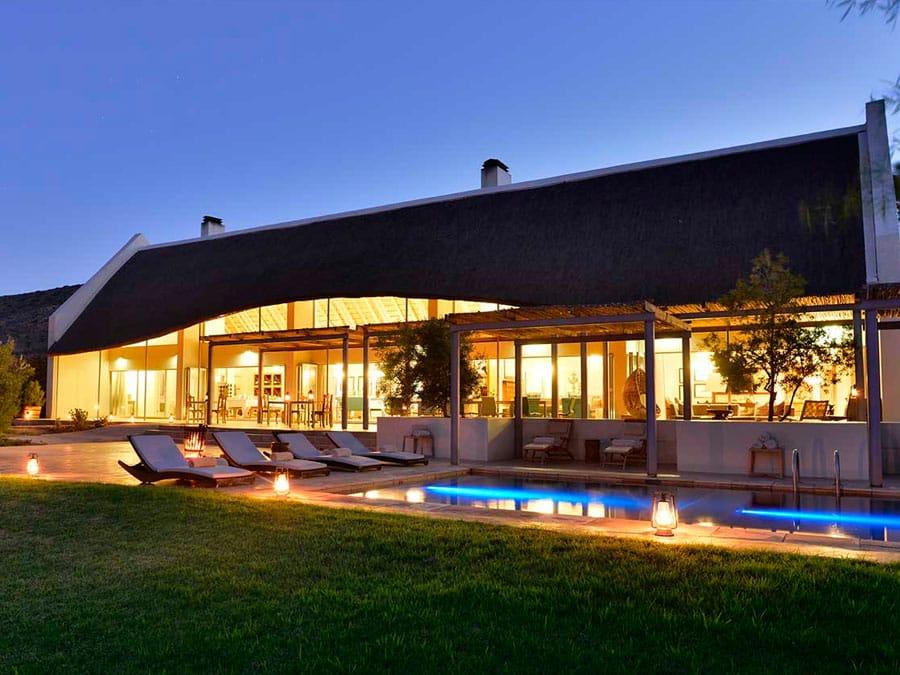The Gondwana Lodge