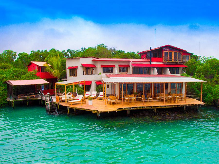 The Galapagos Habitat Hotel
