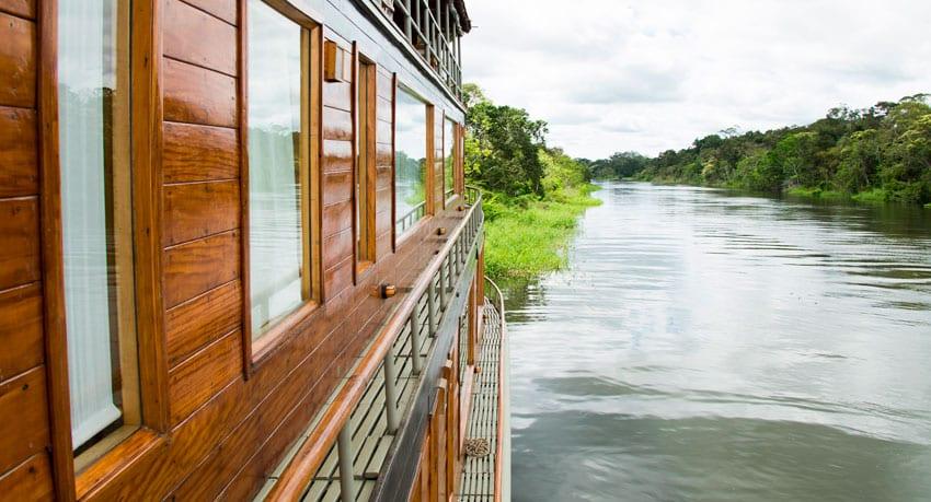 Delfin - Amazon River Travel Guide