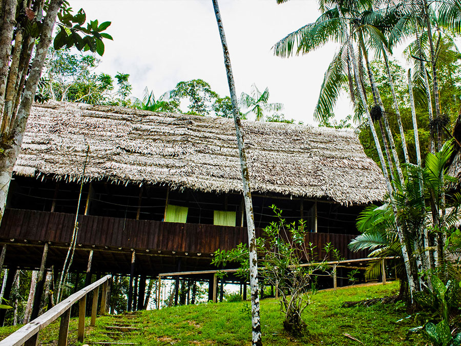 The ExplorNapo Lodge