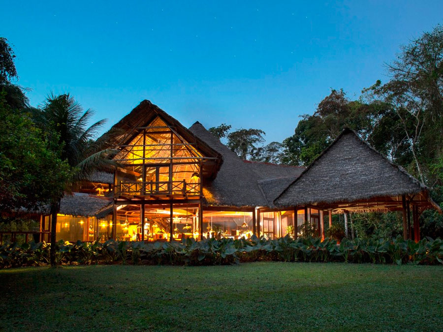 The Reserva Amazonica Lodge