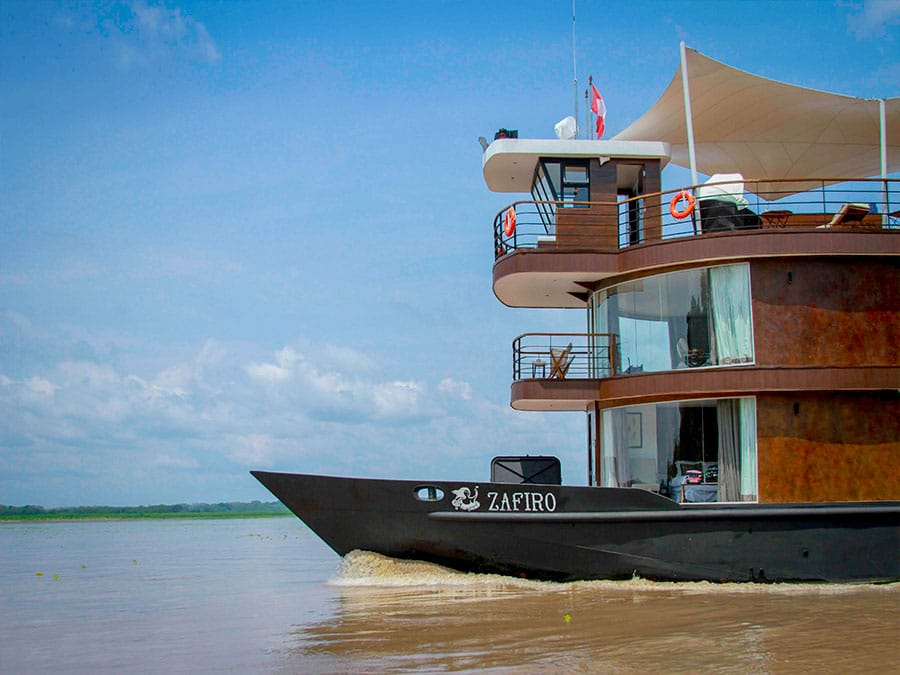The Zafiro Amazon Cruise