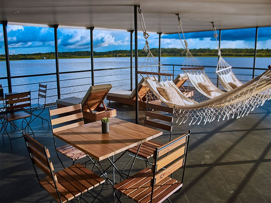 La Perla Amazon Cruise