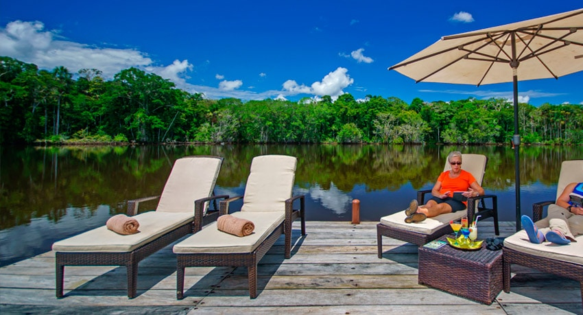 Best Time To Visit Ecuador - La Selva Lodge