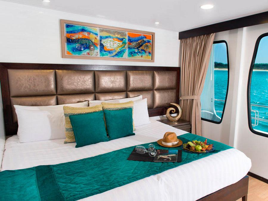 The Alya Galapagos Cruise