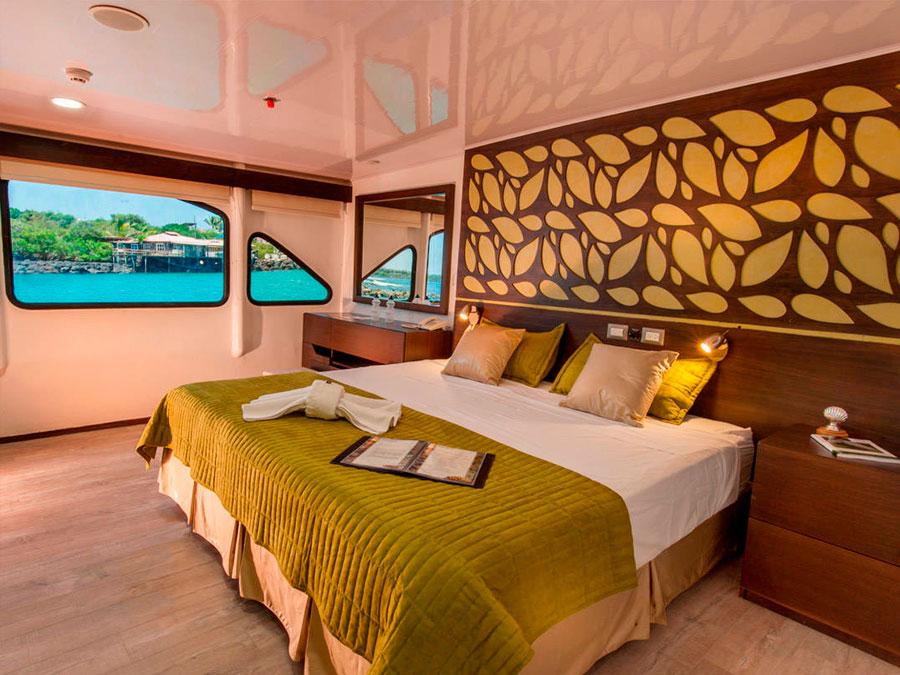 The Eco Galaxy Galapagos Cruise