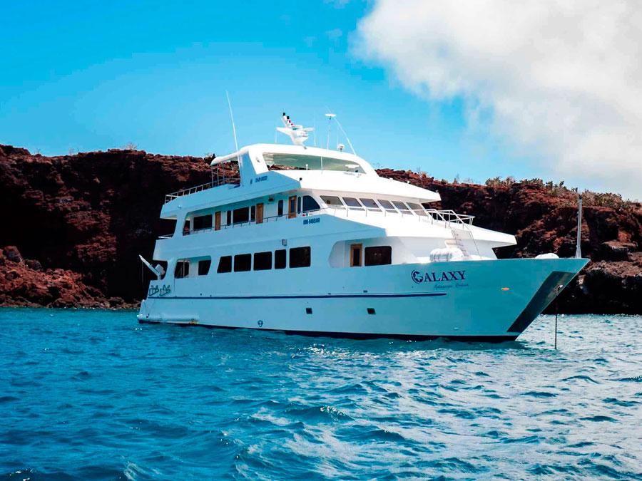 The Galaxy Yacht Cruise